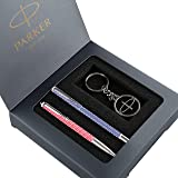 Parker Vector Special Edition Roller Ball Pen and Special Edition Ball Pen with Free Parker Key Chain