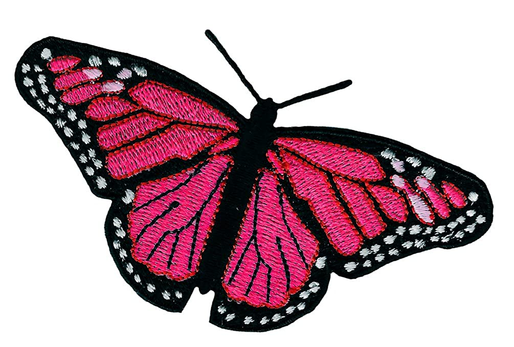 Monarch Butterfly Pink