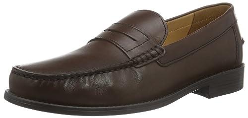 Geox U New Damon B, Mocasines para Hombre: Amazon.es: Zapatos y complementos