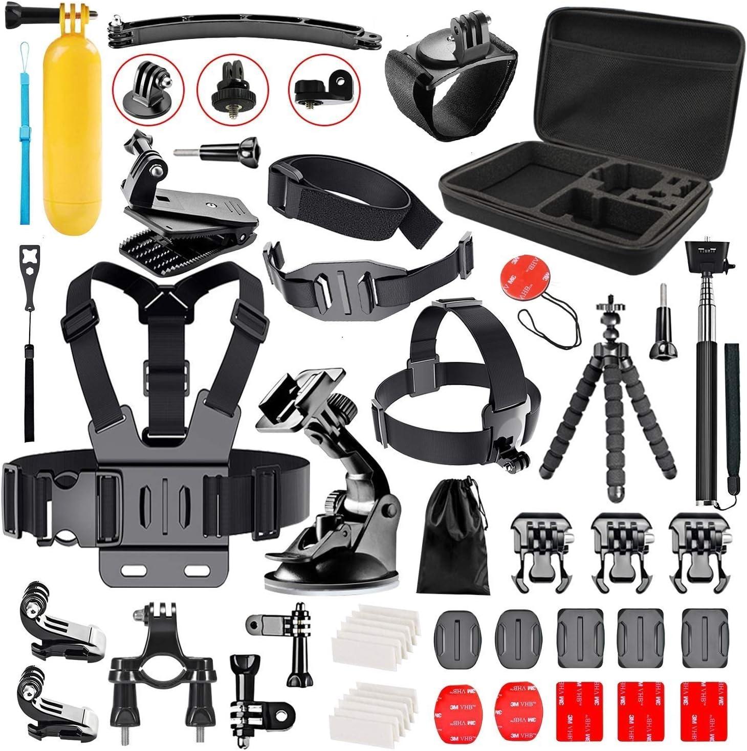 Helmet Extension Long-lasting Arm Mount AccessoriesKits for Gopro Hero 5 4