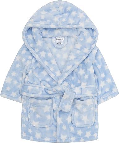 Babytown Baby Snuggle Plush Hooded Coat