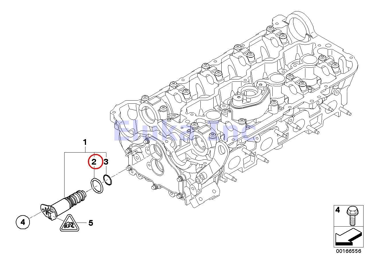 2 x BMW Cylinder Head Upper Timing Case Vanos Solenoid Gasket Set E60 E60N E61 525i 525xi 530i 530xi 528i 528xi 535i 535xi 530xi 535xi X5 3.0si X5 M X5 35iX X5 50iX X6 35iX X6 50iX X6 M Hybrid X6 128i 135i M Coup/é X3 3.0i X3 3.0si X1 35iX Z4 3.0i Z4