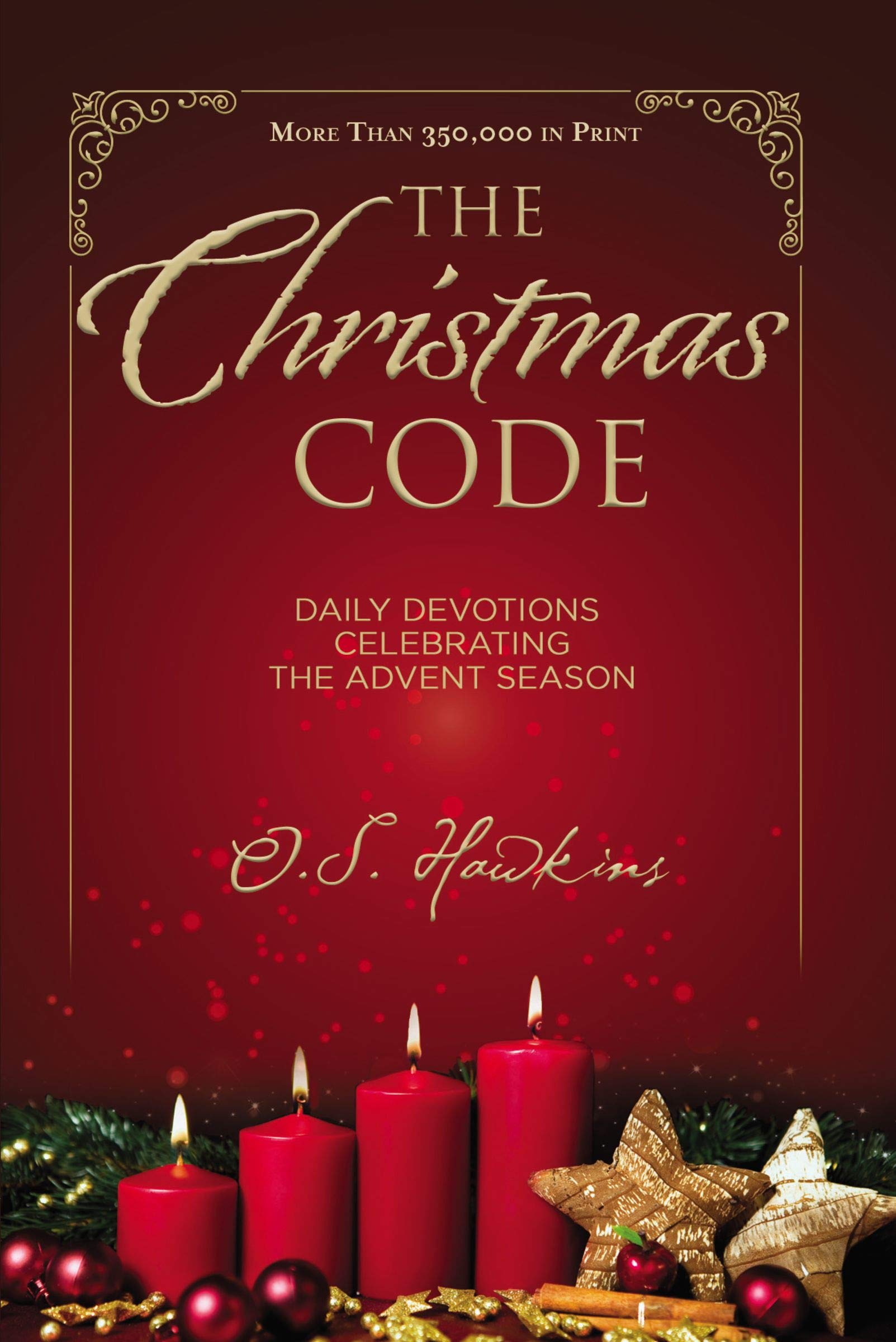 The Christmas Code Booklet: O. S. Hawkins: 9781400309245: Amazon.com ...