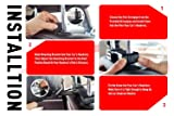 Headrest DVD Player for Car Can Use Both in Car