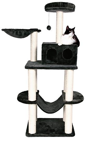 tarragona cat playground in dark gray   premium cat tree for large cats and kittens amazon     tarragona cat playground in dark gray   premium cat      rh   amazon