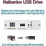 Nalbantov USB Floppy Disk Drive Emulator for AKAI MPC-2000 XL ~ OS included ~