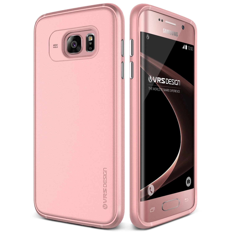 funda rosa samsung cover galaxy s7 edge