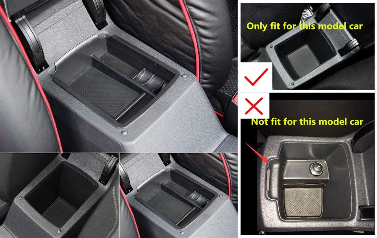 Golf Vii 7 Fünftürer 2013 2019 Interieur Mittelkonsole Armlehne Kiste 1 Stück Kunststoff Auto