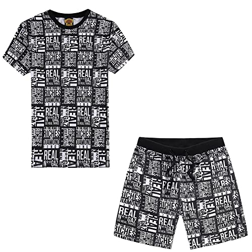 MADHERO Mens Hip Hop Clearance Jersey Ralph Polo Shirts Sports Shorts Bape Suit (Size L