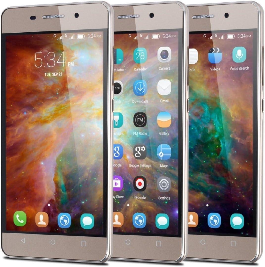 XGODY Y19 Android 7.0 16 GB + 2GB teléfono celular desbloqueado 6 ...