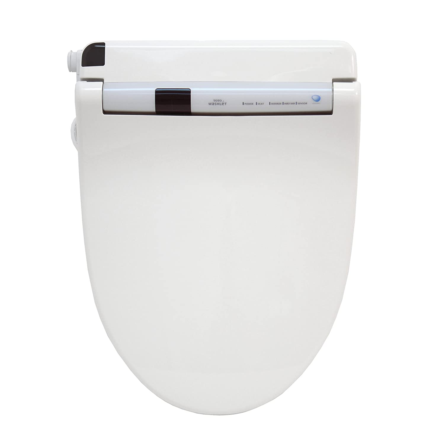 Toto SW563T695-01 Washlet S400 Round Front Toilet Seat for G-Max ...