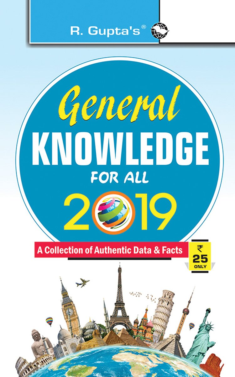 Buy General Knowledge for All 2019 Book Online at Low Prices