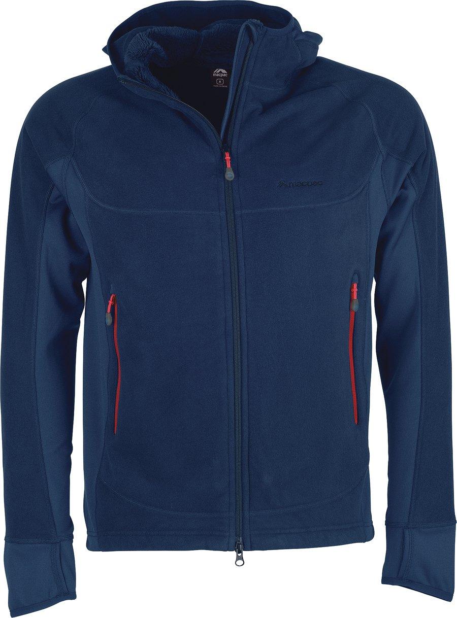 Macpac Mountain Fleece Hoody Mens Macpac Ltd