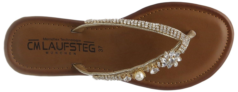Laufsteg Women's FS181102 Flip Flops Outlet For Sale LI3eXW