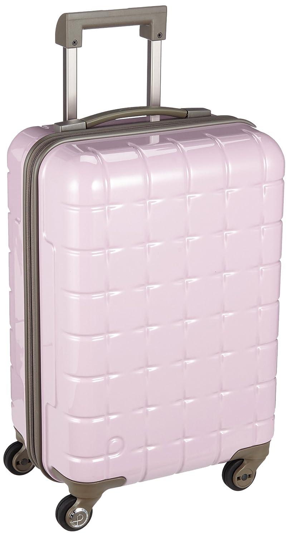 [プロテカ] Proteca スーツケース 日本製 360s(スリーシックスティエス)3年保証 サイレントキャスター 49cm 32L 機内持込みサイズ B06VW8CQGP マーメイドピンク マーメイドピンク