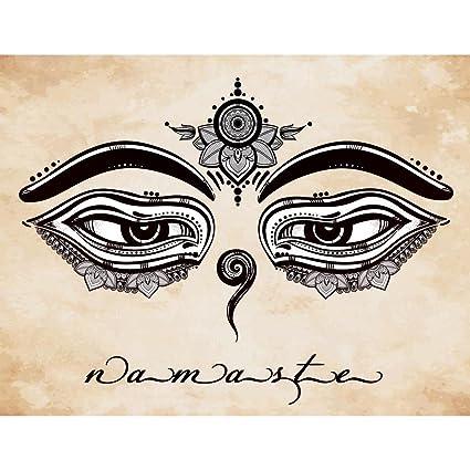 Amazon Pitaara Box Pb Eyes Of Buddha Symbol Of Wisdom