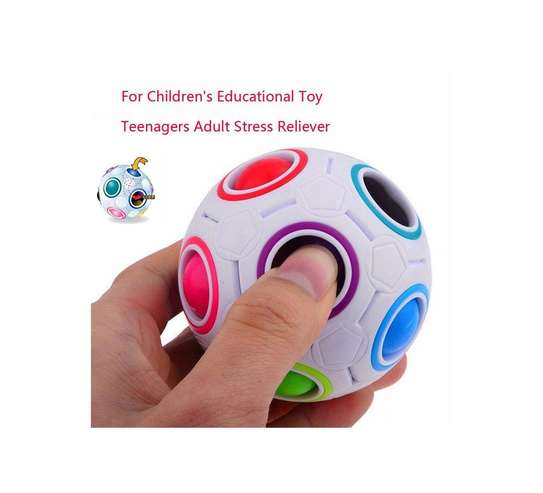 17 Pack Sensory Fid Toys Set santa t box Marble Fid Toys