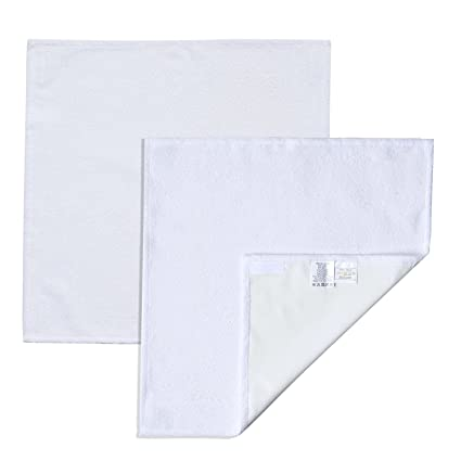 Juego de toallas de mano XL para soporte cambiador | Clever de cierre de velcro |