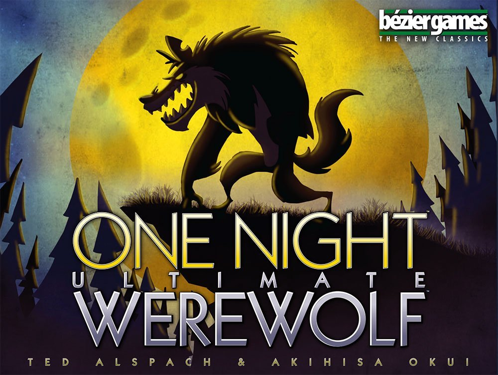 Bezier Games One Night Ultimate Werewolf by Bezier Games (Image #3)