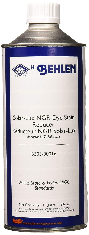 Behlen Solar-Lux Reducer, Quart Behlen Finishing Prod. b503-0016