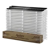 Aprilaire 213 Replacement Air Filter for Aprilaire Whole Home Air Purifiers, Healthy Home Allergy Filter, MERV 13 (Pack of 2)