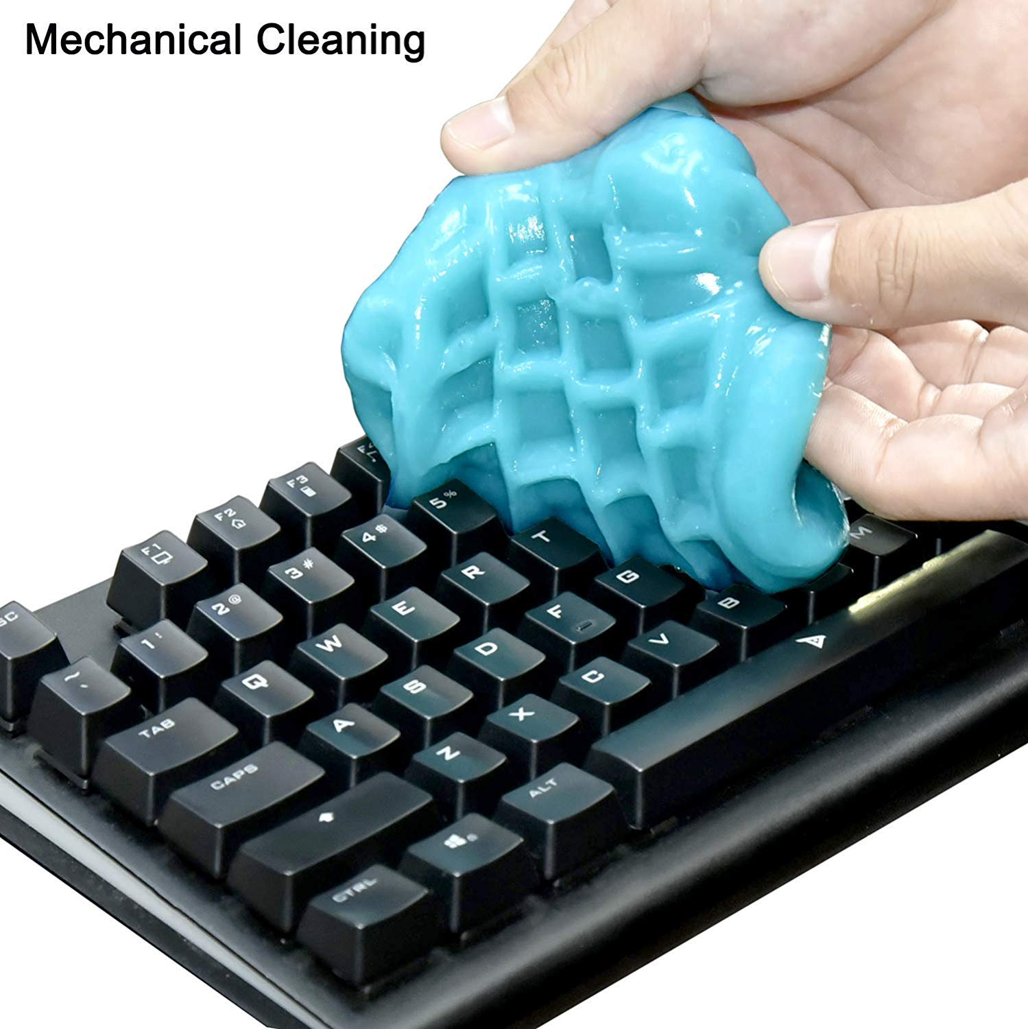 Cleaning Gel for Car Detailing Putty Cleaning Putty Detailing Gel Detail Tools Car Interior Cleaner Universal Dust Removal Gel Vent Cleaner Keyboard Cleaner for Laptop,Car Vents Printers Calculators