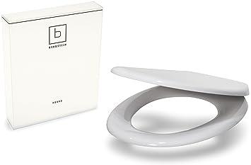 Benkstein Premium Toilettendeckel Klodeckel In Weiß Mit Quick
