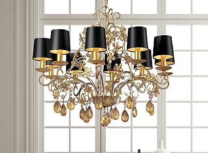 Kronleuchter Antik Gold ~ Masiero kronleuchter fiore di foglia antikgold handarbeit made in