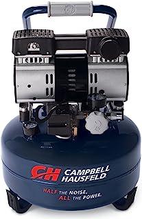 Campbell Hausfeld 8 Gallon Quiet Air Compressor