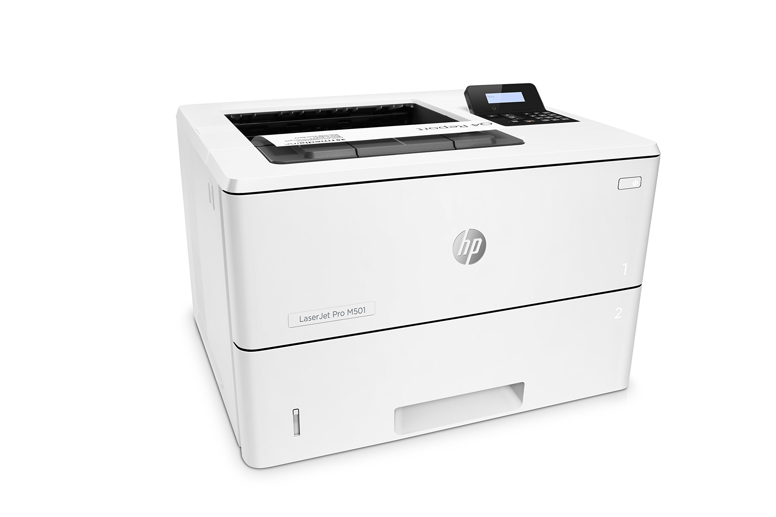 HP Monochrome LaserJet Pro M501dn w/ HP JetAdvantage Security, (J8H61A#BGJ) by HP (Image #2)