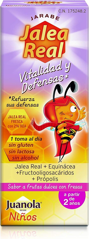 Juanola Jalea Vitalidad y Defensas - 150 ml