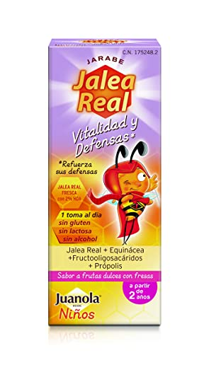 Juanola Jalea Vitalidad y Defensas - 150 ml