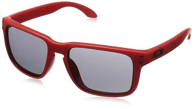 red oakley sunglasses