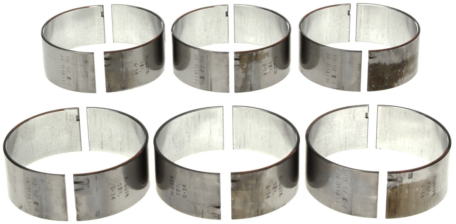 Clevite CB-663A-20 6 Engine Connecting Rod Bearing Set