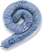 New Pig Blue Absorbent Sock, 95 oz Absorbency, Forms Barrier &