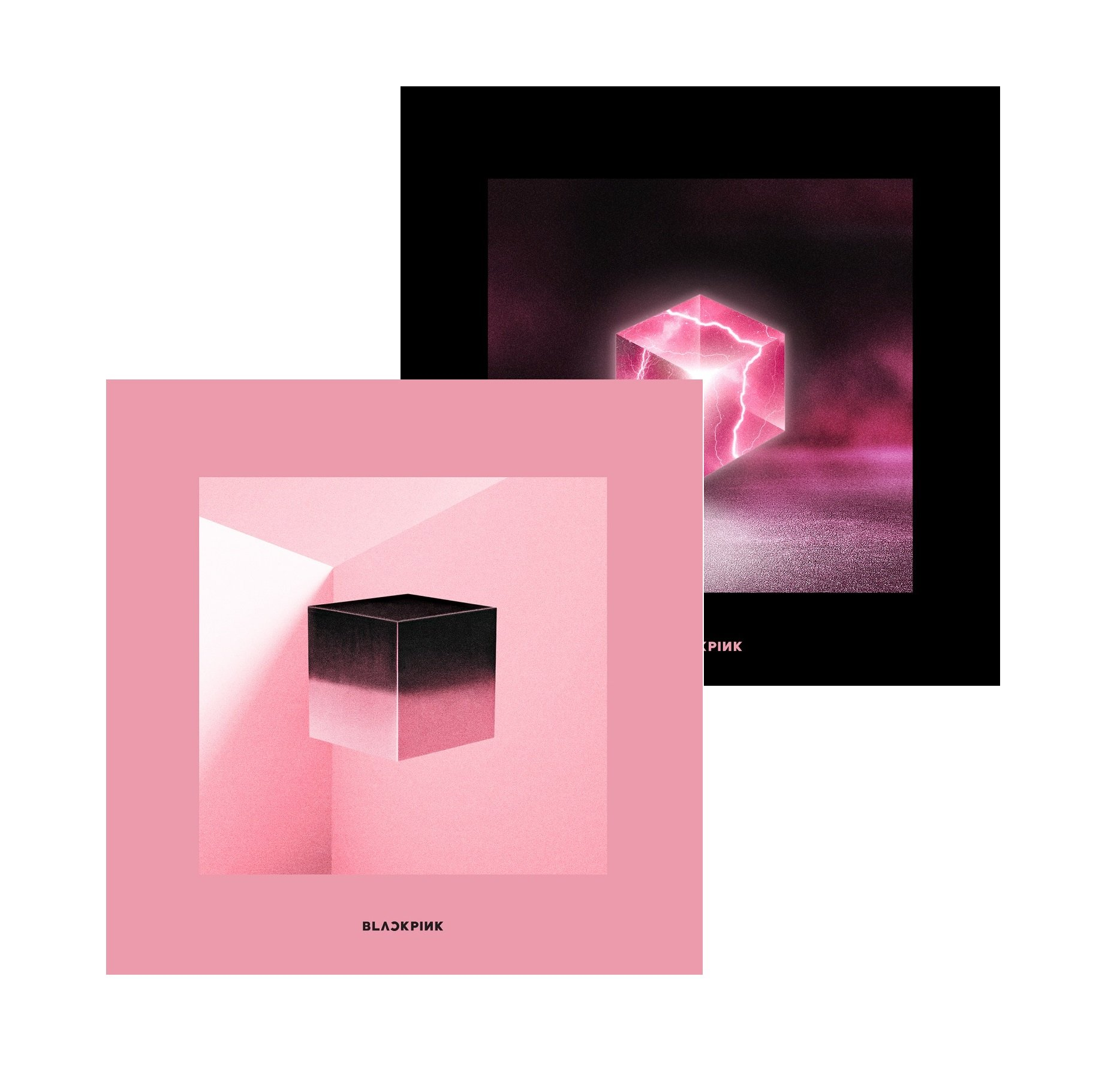 CD : Blackpink - Square Up (Asia - Import)