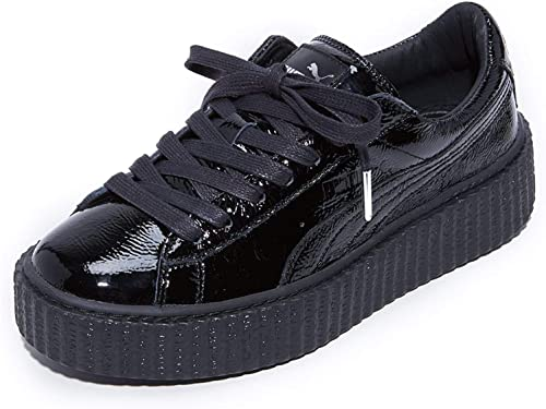 Puma Chaussures Creeper White&Black by Rihanna