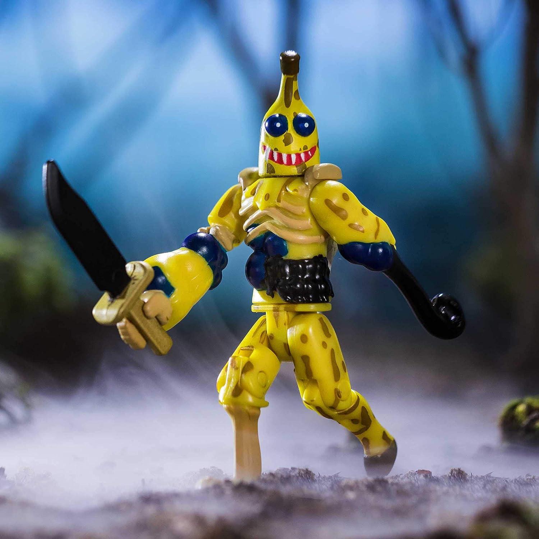 Amazon Com Roblox Action Collection Darkenmoor Bad Banana