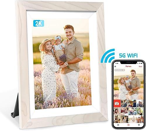 Frameo 2K 10 Inch Digital Picture Frame
