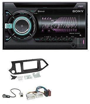 Sony WX 900BT Bluetooth CD MP3 USB AUX 2 Din Car Stereo