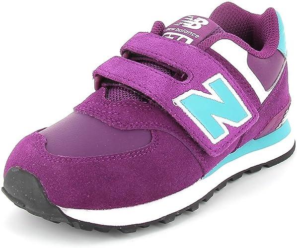 new balance violet fille