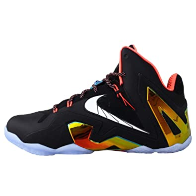 super popular 4e58a 90b8f amazon lebron 12 wolf gris electric vert a9d96 93154