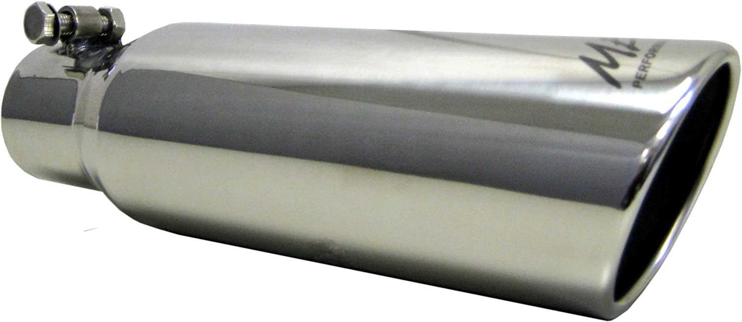 MBRP T5113 10 Angled Rolled End Exhaust Tip