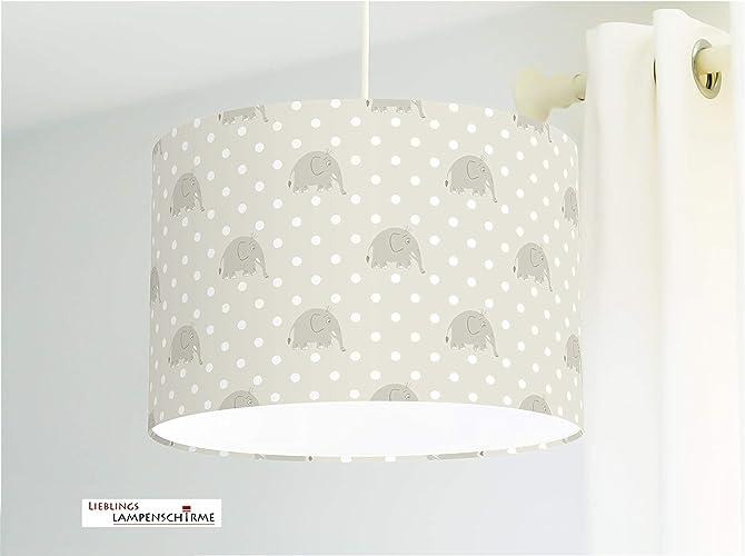 Lampe Babyzimmer Elefant: Amazon.de: Handmade