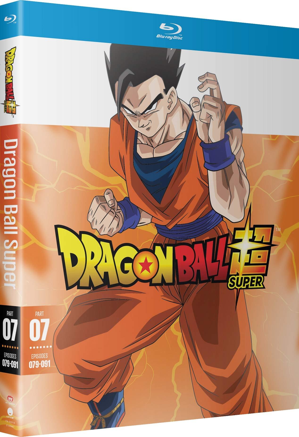 Dragon Ball Super - Part Seven [Blu-ray]