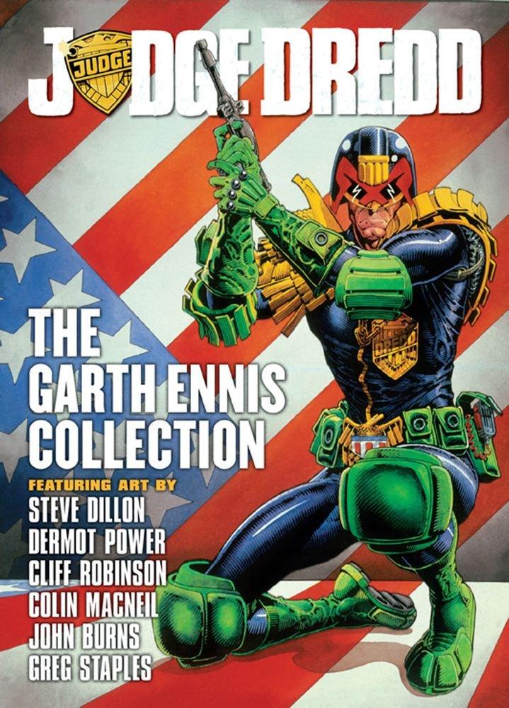 Read Online Judge Dredd: The Garth Ennis Collection pdf