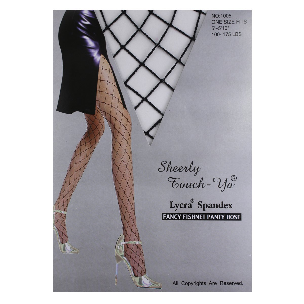 426ecc9e99b Big Cross Fishnet Tights Fancy Spandex One Size Fits Mesh Stockings Hollow  Out Pantyhose at Amazon Women s Clothing store