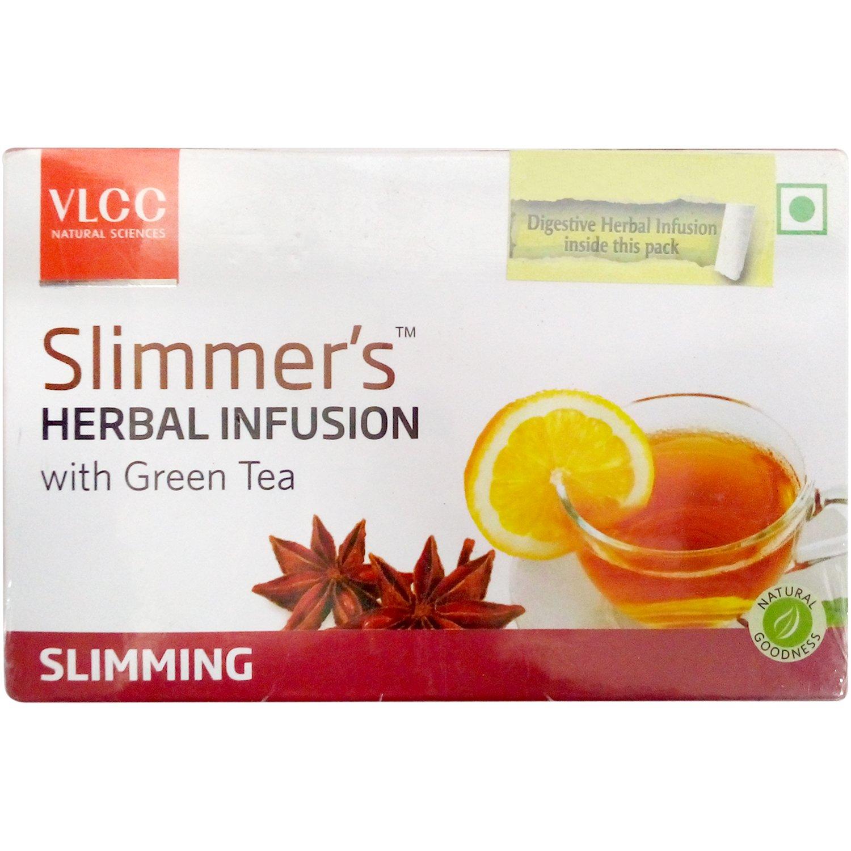 vlcc slimming tea