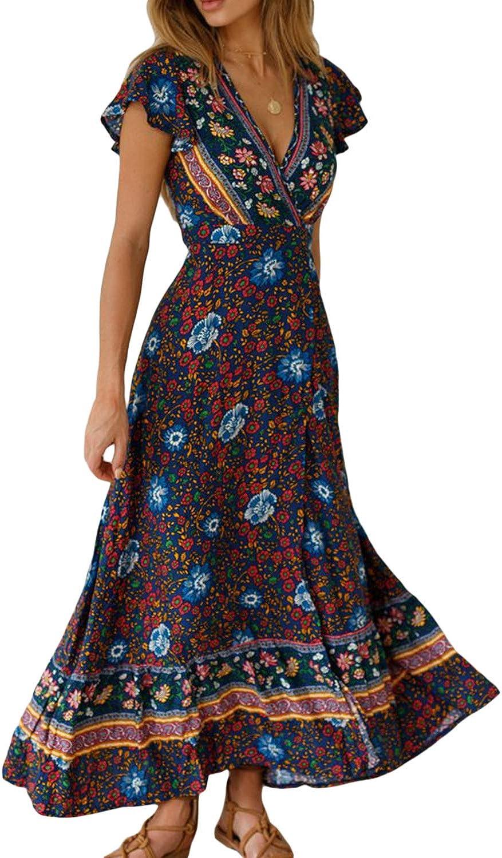 bohemian dresses for women