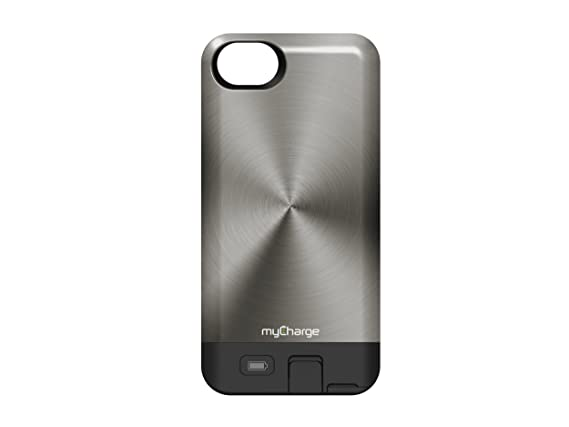Amazon.com: mycharge rfam Libertad Power – Funda para iPhone ...